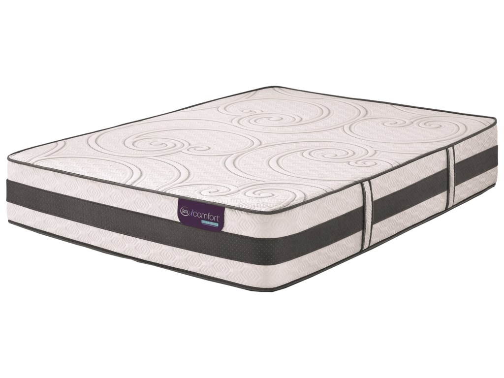 Serta iComfort Hybrid PhilosopherKing Plush Hybrid Mattress