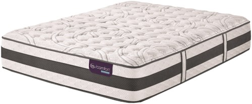 Serta iComfort Hybrid Recognition Twin Extra Long Extra Firm Hybrid Quilted Mattress