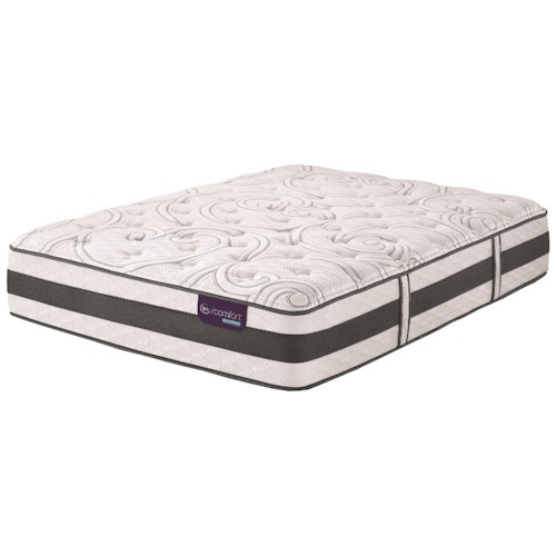 Serta iComfort Hybrid Recognition King Plush Hybrid Quilted Mattress