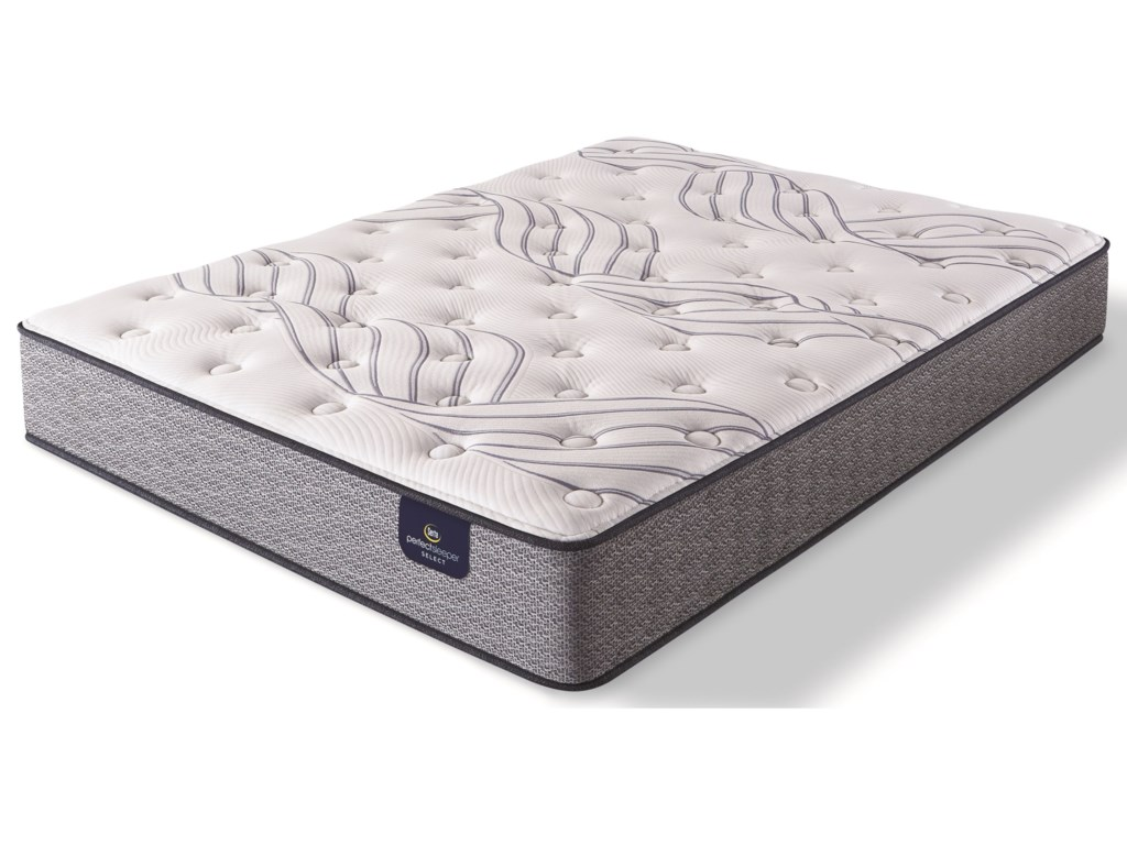 Serta Kleinmon II PlushTwin Pocketed Coil Mattress