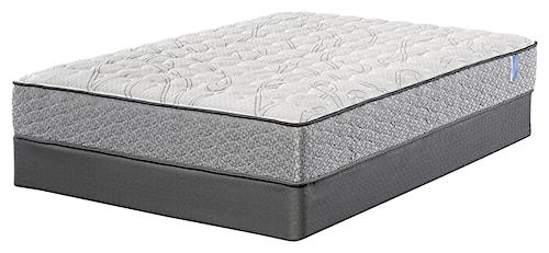 Serta Majestic Sleep Raftery Full Firm Mattress and Pivot Up Adjustable Base