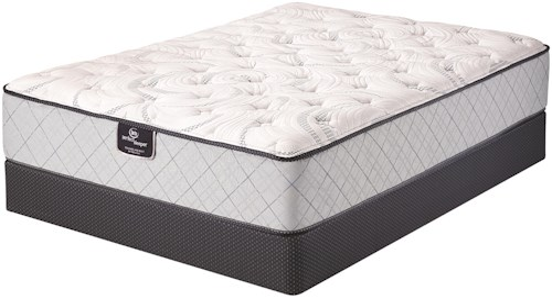 Serta Perfect Sleeper St Vincent King Plush Mattress and Box Spring