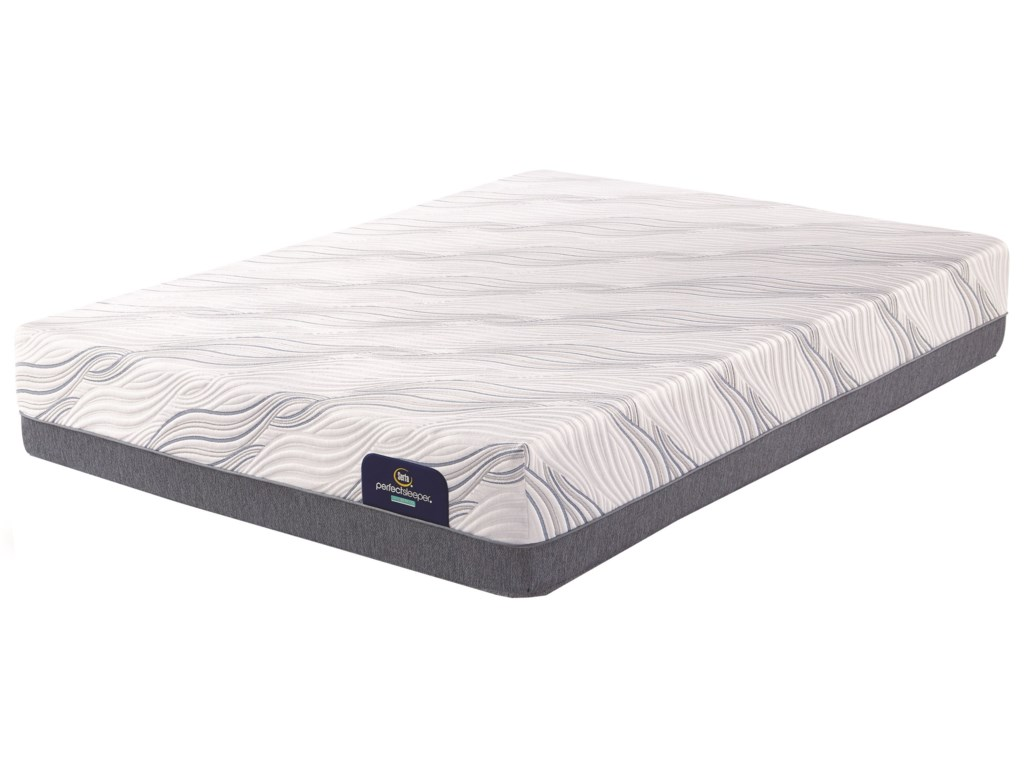 Serta PS Hybrid Alderman PlushQueen Plush Hybrid Mattress