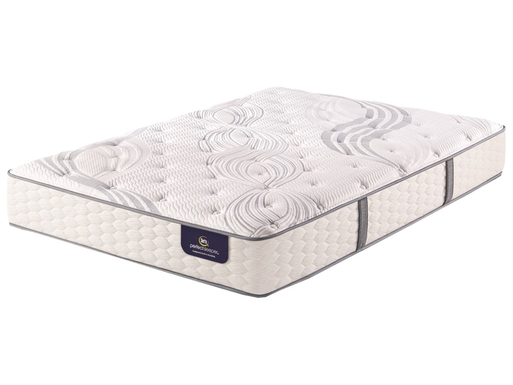 Serta Visby Lake Luxury FirmKing Luxury Firm Pocketed Coil Mattress