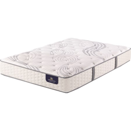 Queen Plush Premium Pocketed Coil Mattress