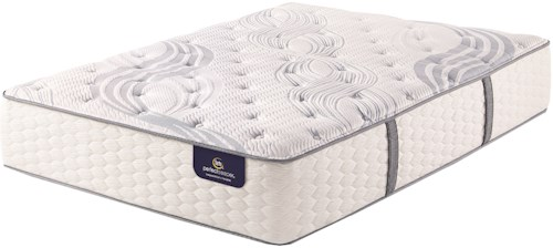 Serta PS Standale Plush Twin Extra Long Plush Premium Pocketed Coil Mattress and Motion Essentials III Adjustable Base