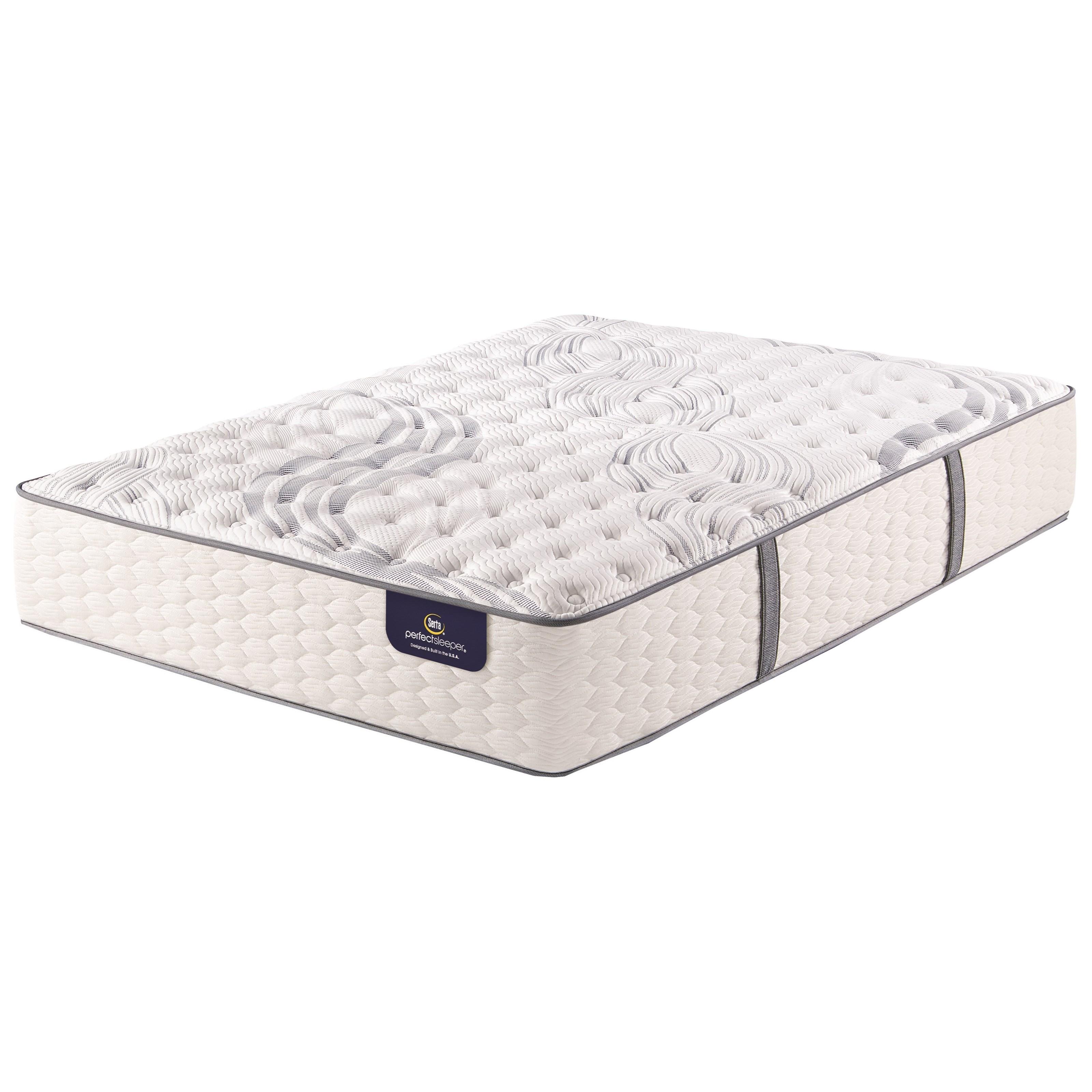 serta ps trelleburg luxury firm king luxury firm premium pocketed coil mattress