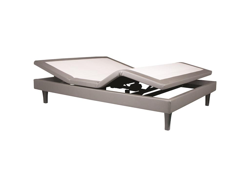 Serta PS Trelleburg Luxury FirmQueen Luxury Firm Pocketed Coil Adj Set