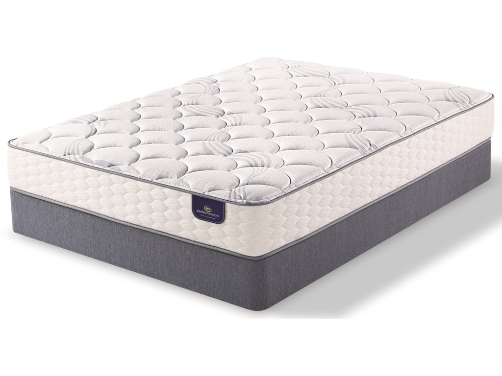 Serta PS Wesbourough PlushTwin XL Plush Innerspring Mattress Set, LP