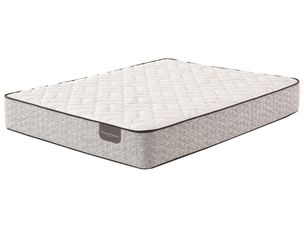 Serta Sand Creek PlushCal King Pocketed Coil Mattress