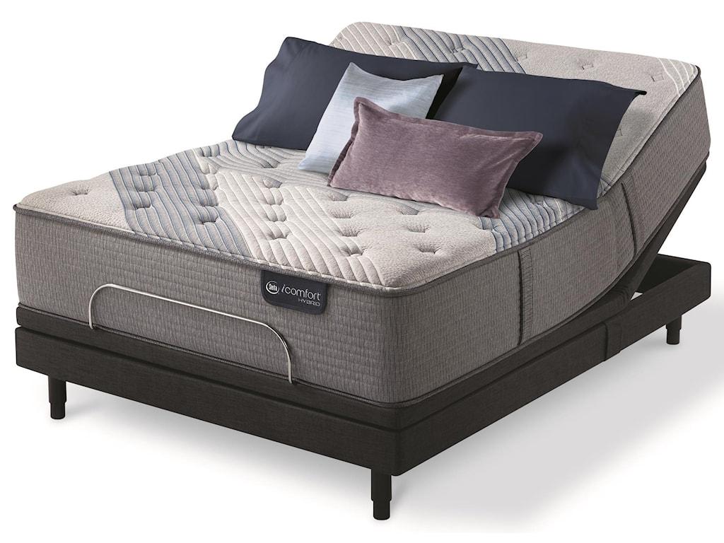 Serta Serta 2018King iComfort BlueMax 1000 Cushion Firm