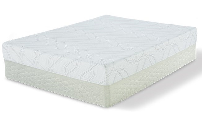 serta kirkling foam california king 8 memory foam mattress and 9 stabl base foundation - California King Memory Foam Mattress