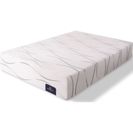 Queen Gel Memory Foam Mattress