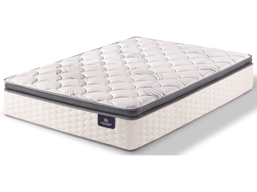 Serta Special Edition II Pillow Top FirmCal King Pocketed Coil Mattress