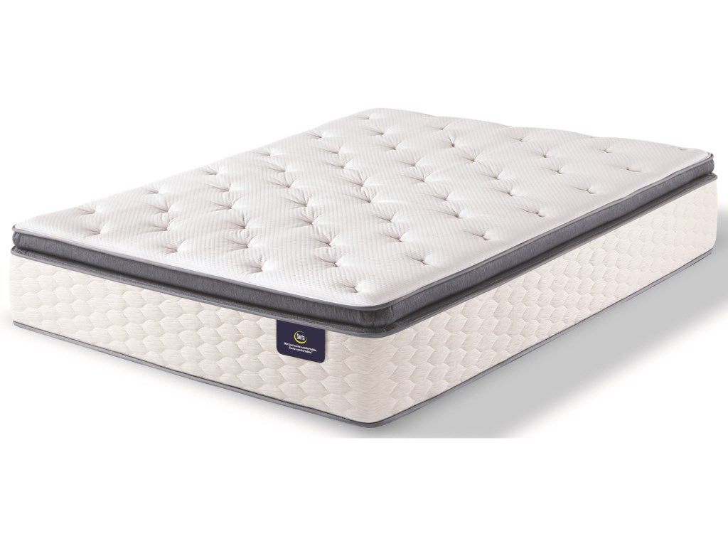 Serta Special Edition II SPT PlushTwin XL Pocketed Coil Mattress