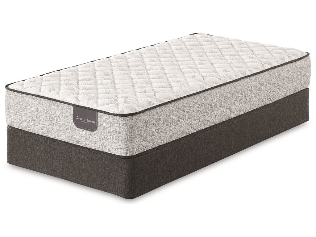 Serta Spyglass Hill CFKing Innerspring Mattress Set