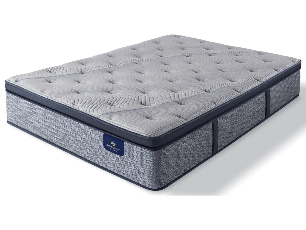 Serta Standale II Firm EPTKing Pocketed Coil Mattress