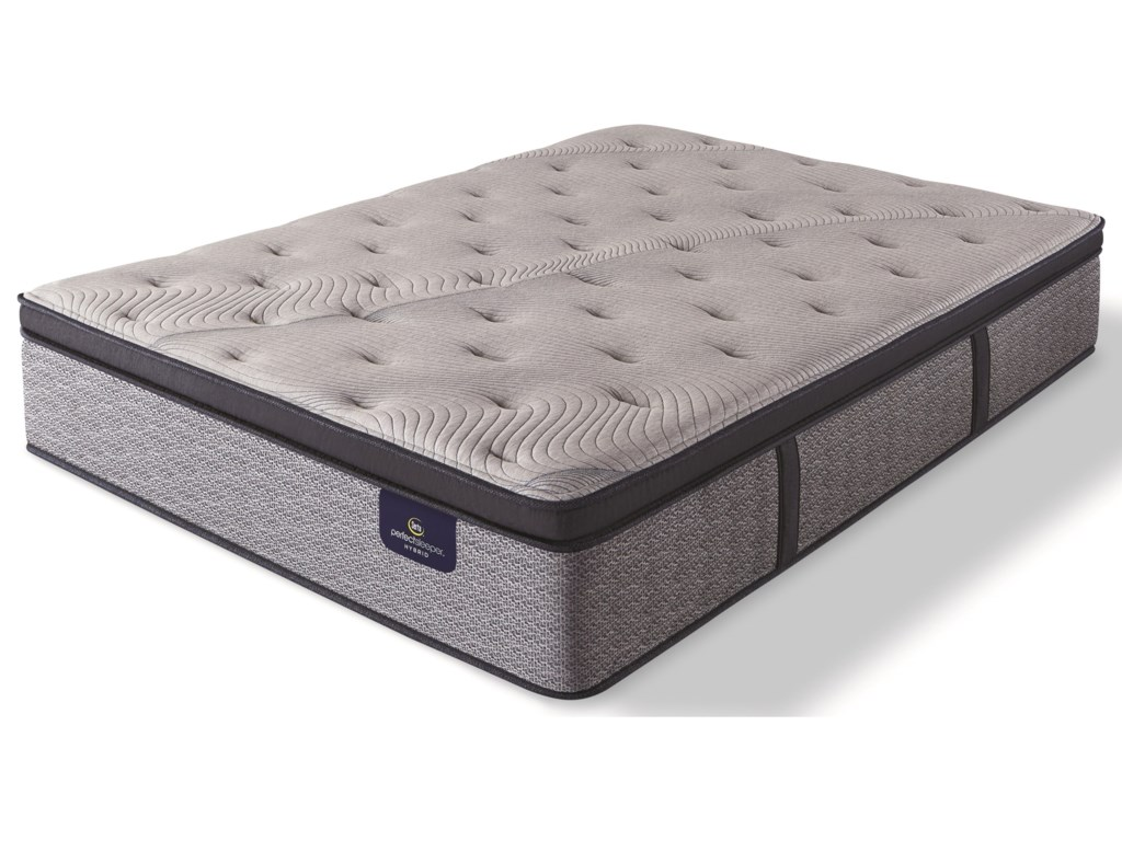 Serta Standale II Plush EPTQueen Pocketed Coil Mattress