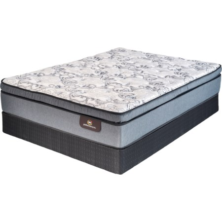 Twin SPT Plush Mattress Set