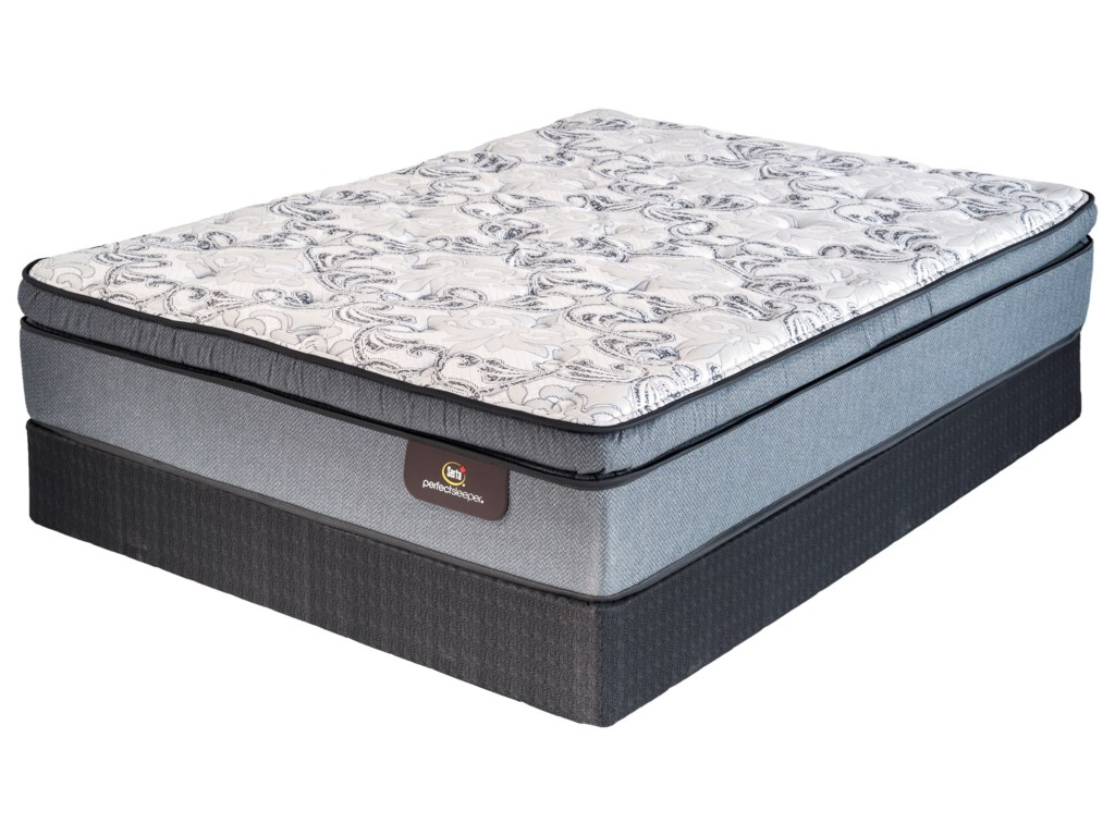 Serta Canada Bridal Path SPT PlushTwin XL SPT Plush Mattress Set