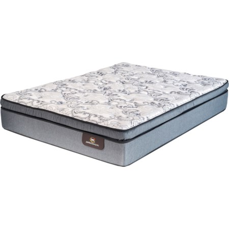 Queen SPT Plush Mattress