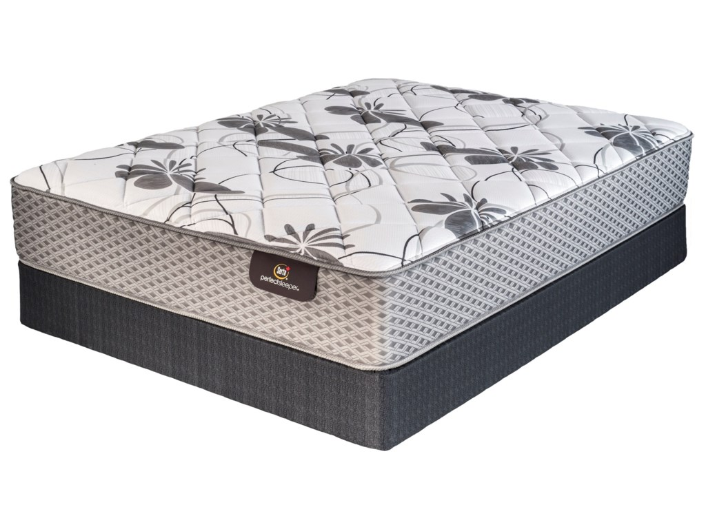 Serta Canada Eagle Ridge Luxury FirmTwin XL Luxury Firm Mattress Set