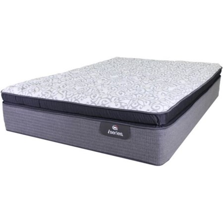 Queen Firm SPT Hybrid Mattress