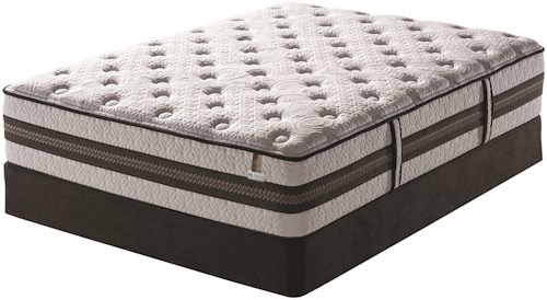 Serta Canada iSeries Profiles Artistry Queen Firm Hybrid Mattress and Boxspring