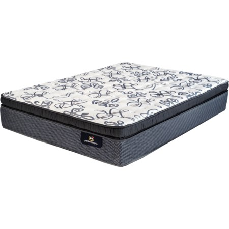 Twin Super Pillow Top Firm Mattress