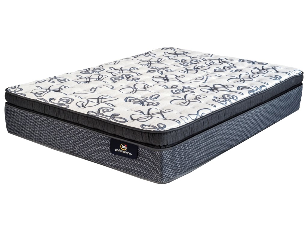 Serta Canada Regentview SPT FirmKing Super Pillow Top Firm Mattress