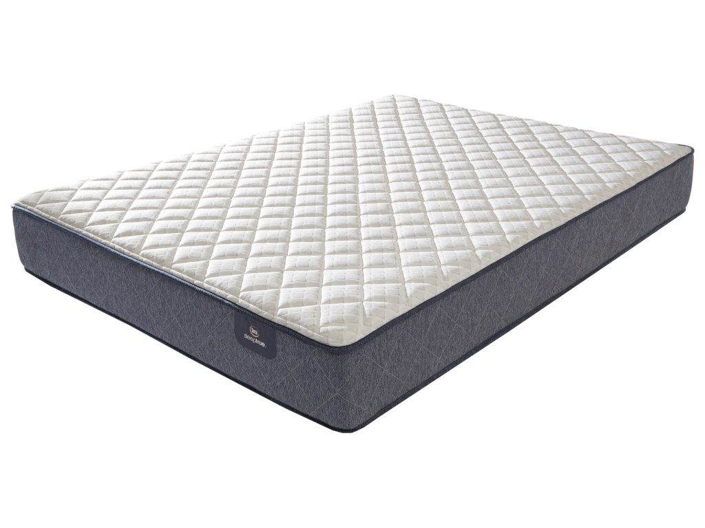 Serta Canada Renoir Tight TopQueen Pocketed Coil Mattress