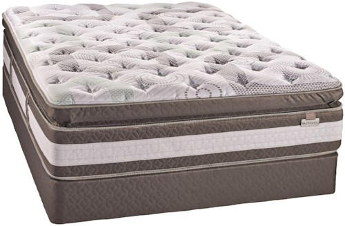 Serta Canada Transcendent II SPT Queen Super Pillow Top Hybrid Mattress