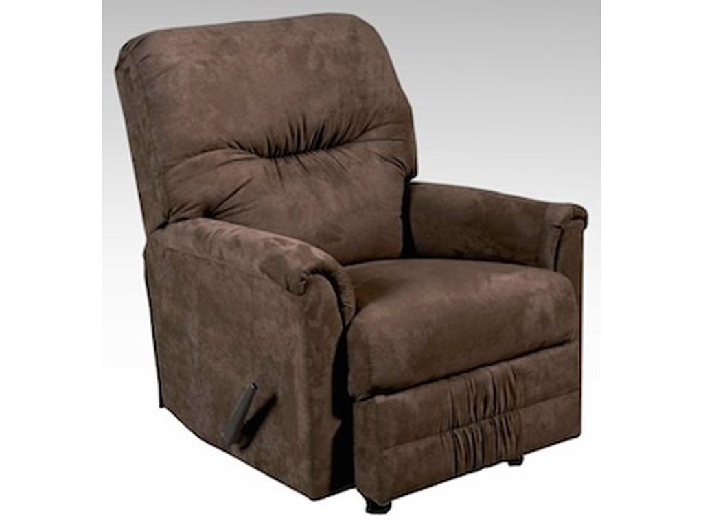 Serta Upholstery by Hughes Furniture 100Recliner