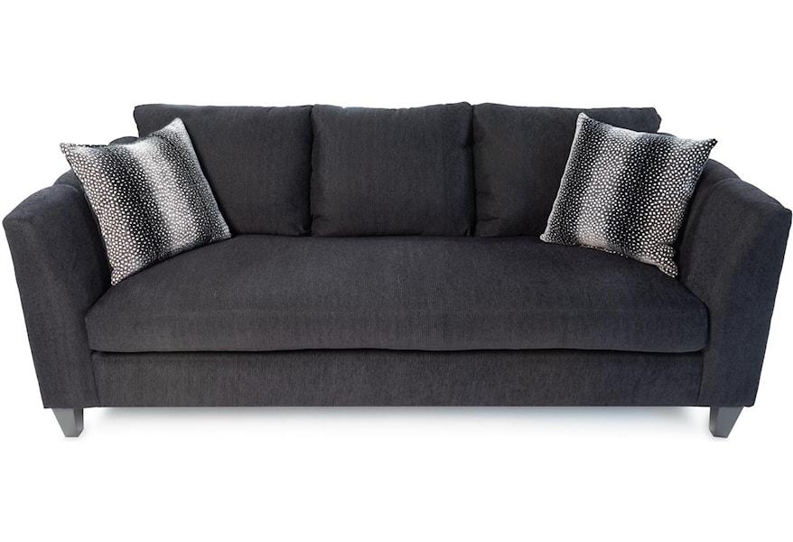 Hughes Furniture Tuxedo Sofa Rotmans