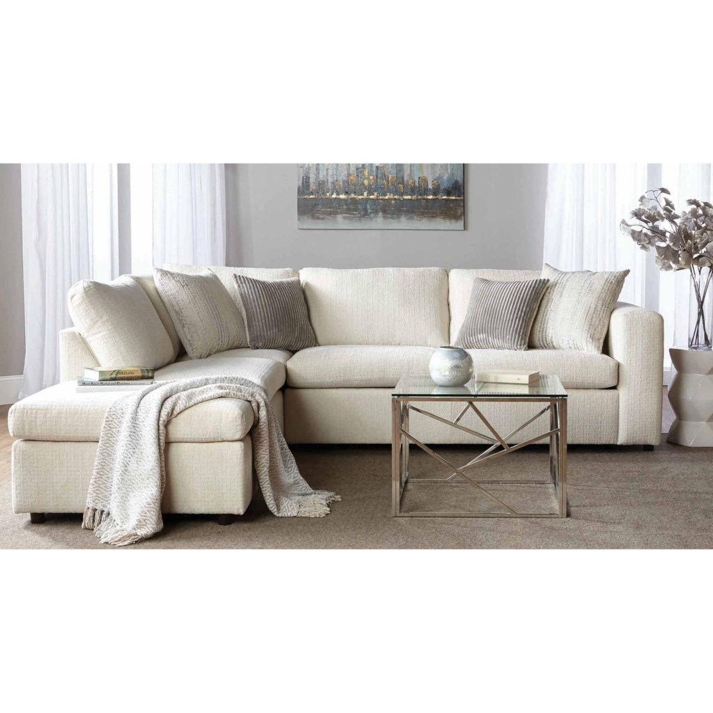 Serta Upholstery By Hughes Furniture 1100 Casual Contemporary