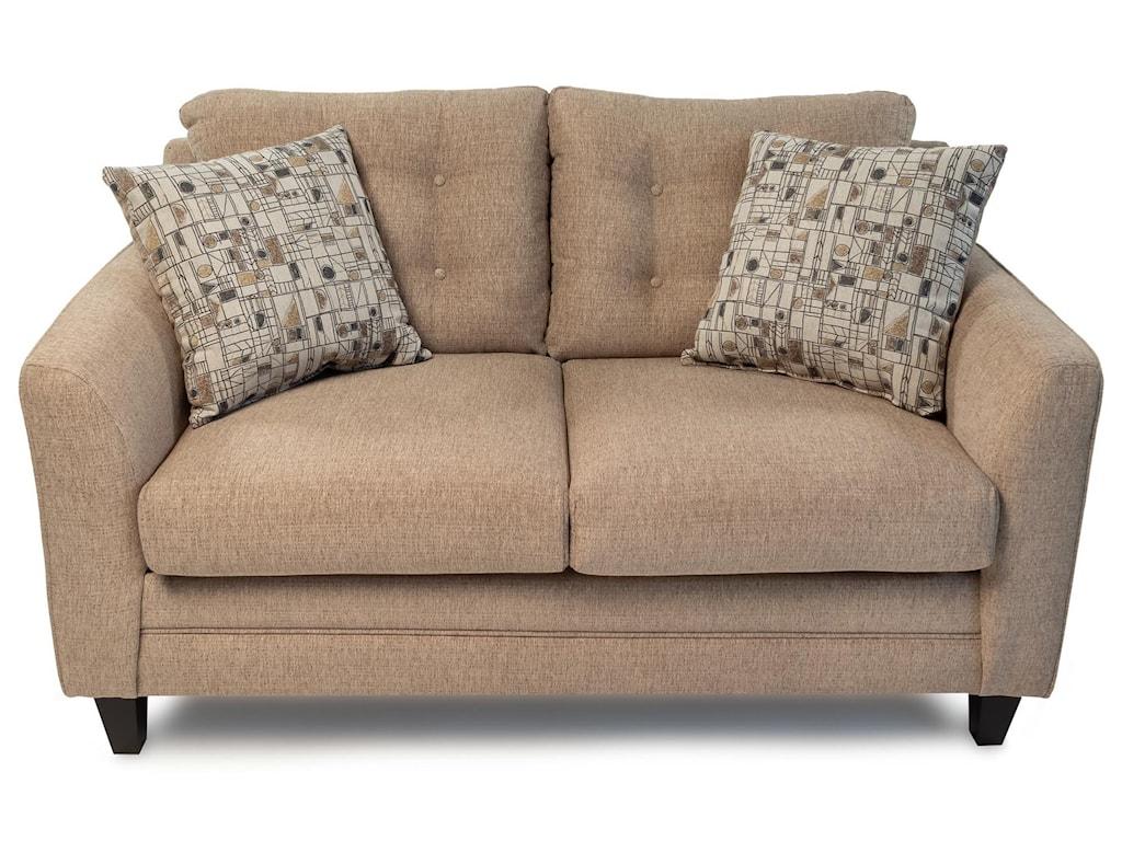 Serta Upholstery Perspective2-Cushion Loveseat