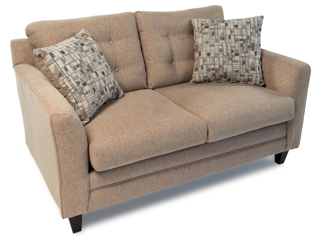 Serta Upholstery Perspective2-Cushion Loveseat