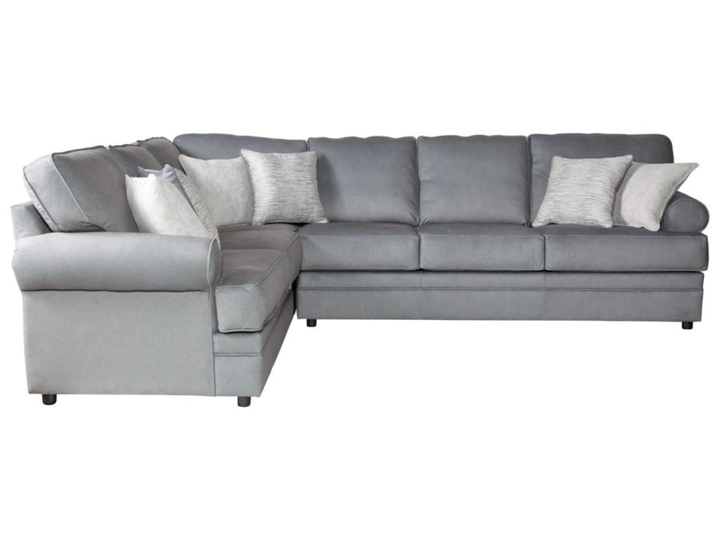 Clapton 2PC Sectional Sofa