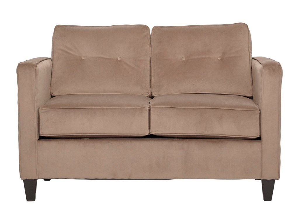 Serta Upholstery 1365Stationary Love Seat