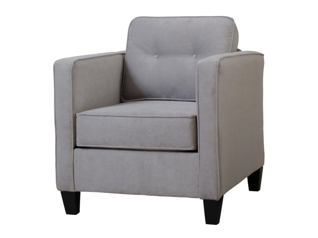 Serta Upholstery by Hughes Furniture 1375Chair