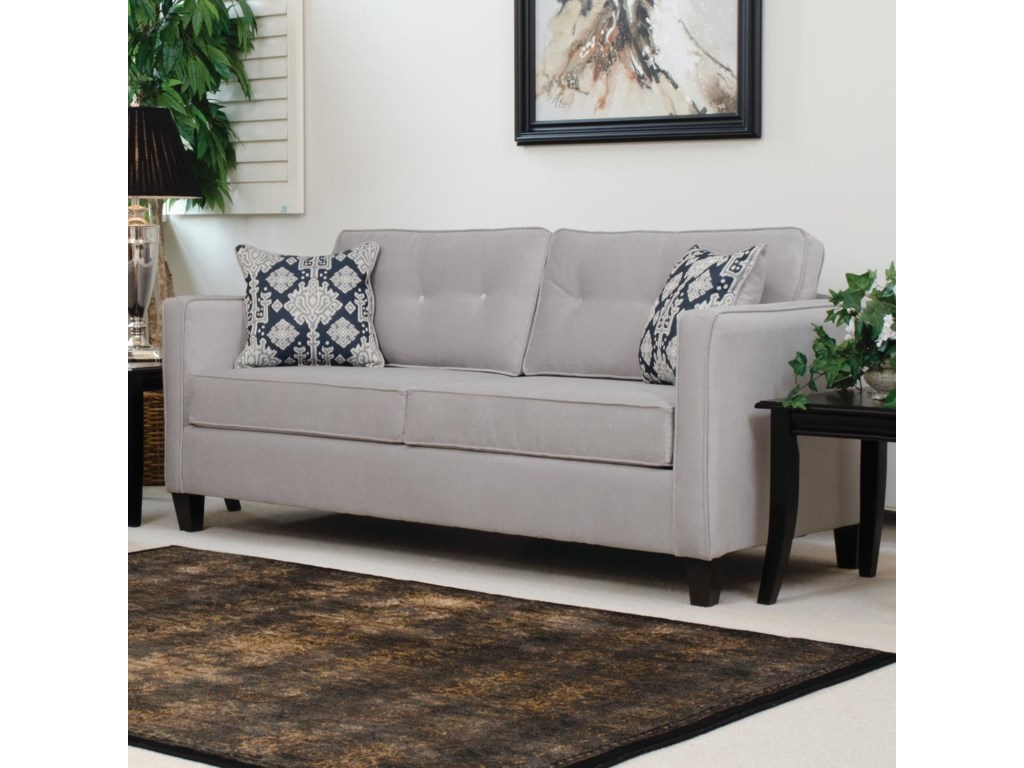 Serta Upholstery by Hughes Furniture 1375Sofa