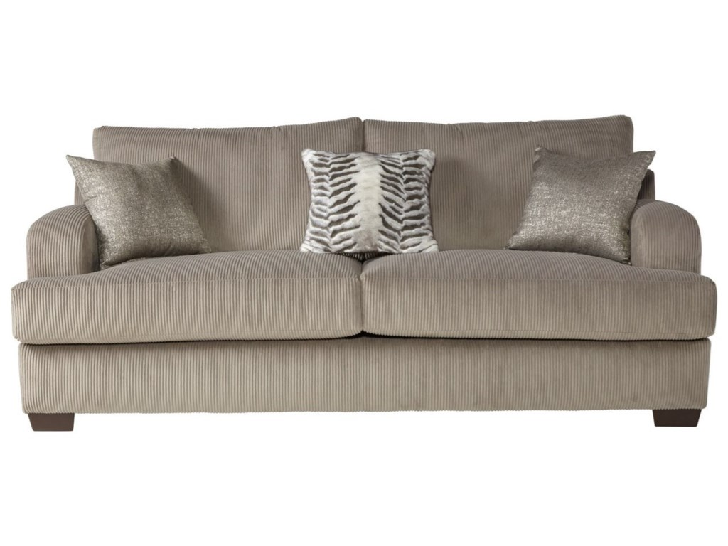Serta Upholstery by Hughes Furniture 14100Sofa