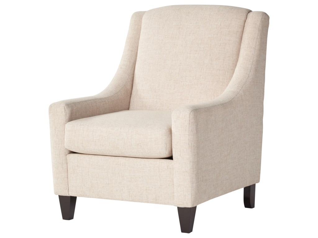 Serta Upholstery by Hughes Furniture 1500Occasional Chair