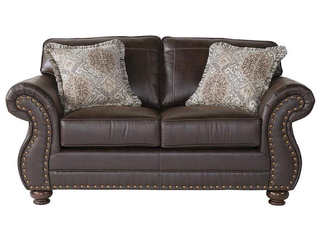 Serta Upholstery by Hughes Furniture 1750Loveseat