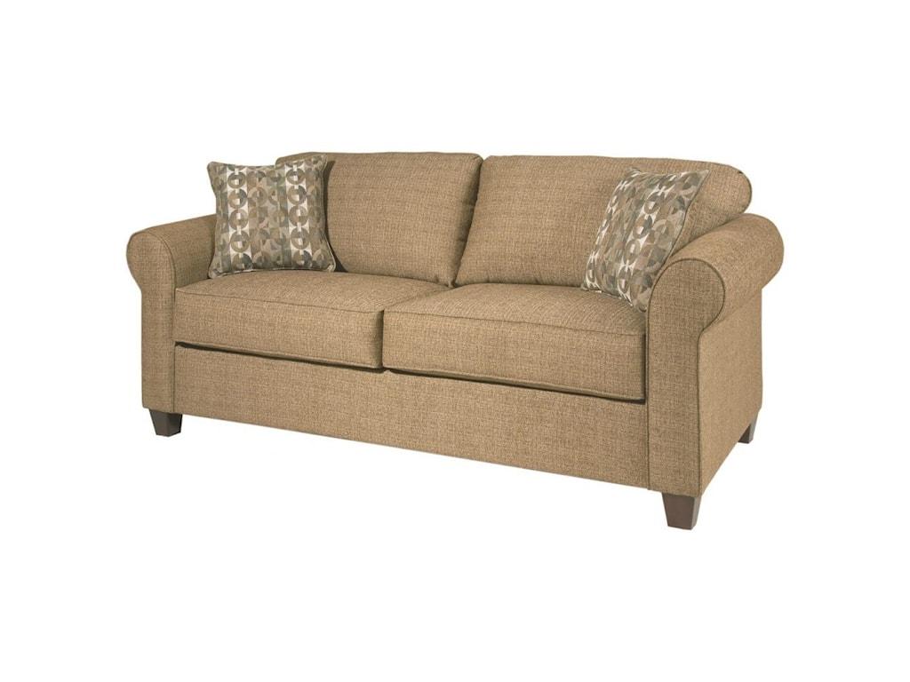 Serta Upholstery by Hughes Furniture 1750Twin Sleeper