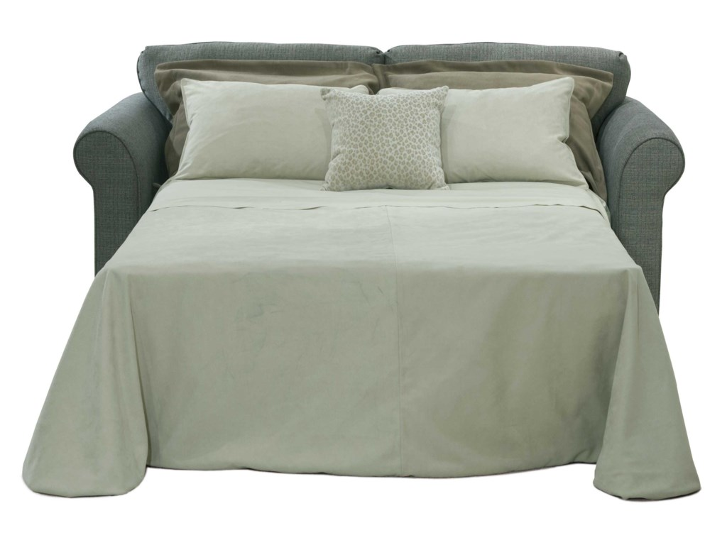 Serta Upholstery by Hughes Furniture 1750Twin Sleeper
