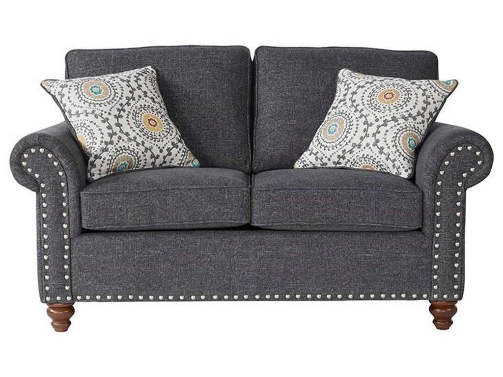 Serta Upholstery WinsomeTraditional Loveseat