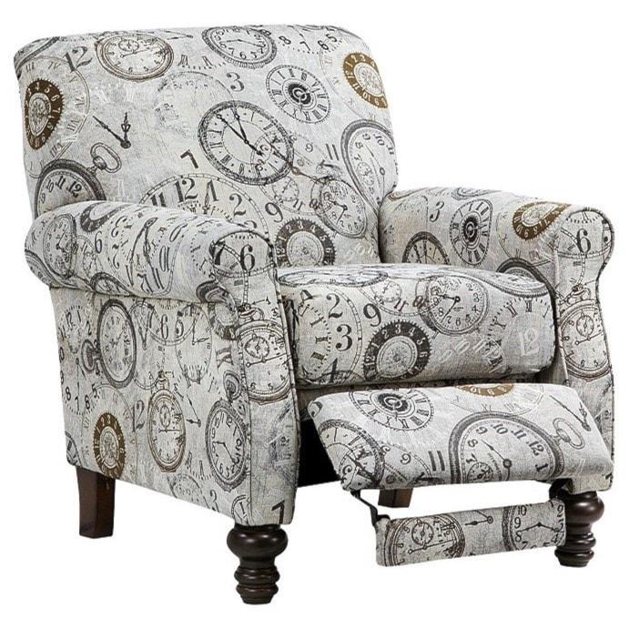 Serta Upholstery by Hughes Furniture 240 Serta UpholsteryHigh Leg Recliner