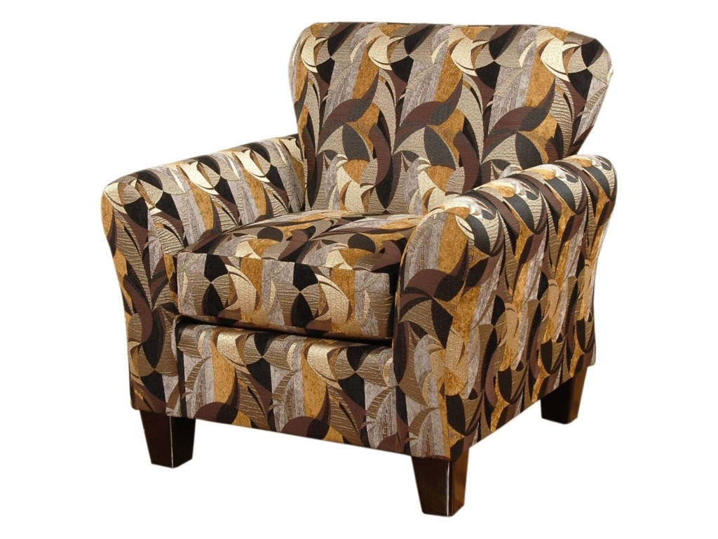 Hughes Furniture 3010Upholstered Chair