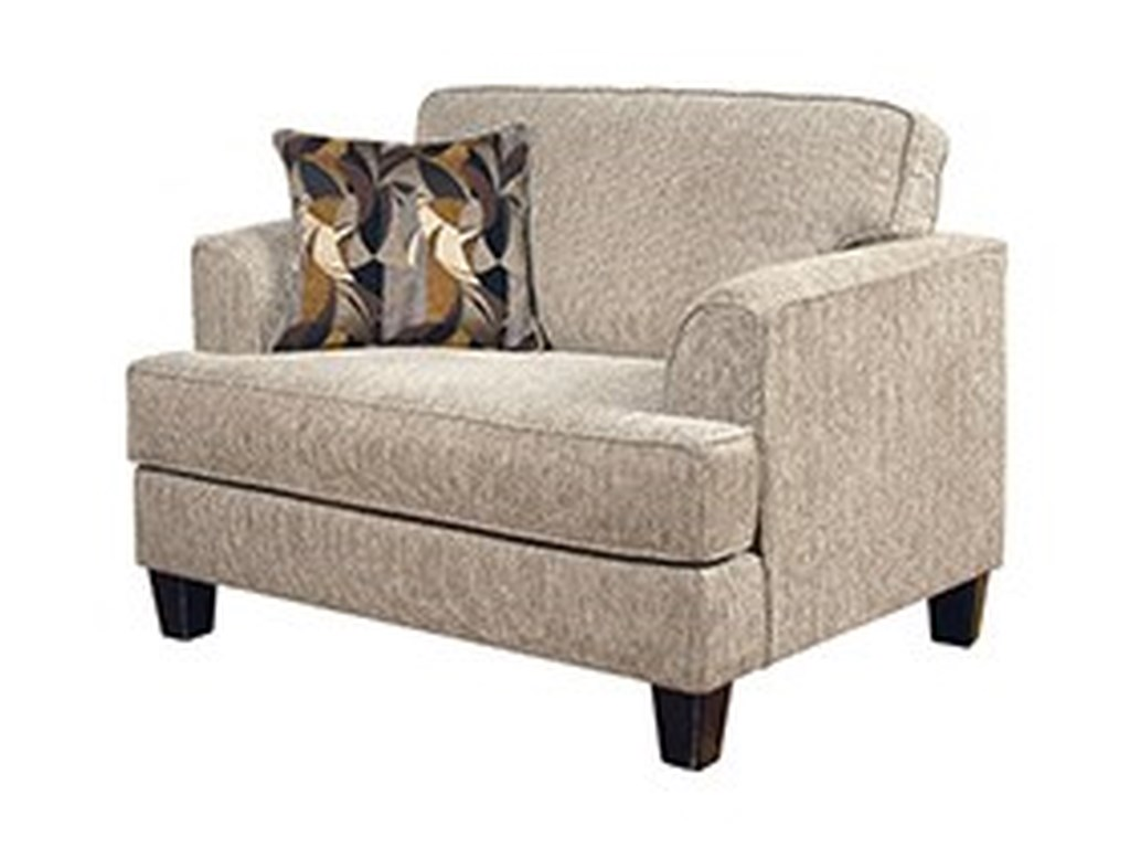 Hughes Furniture 5600Cuddle Chair